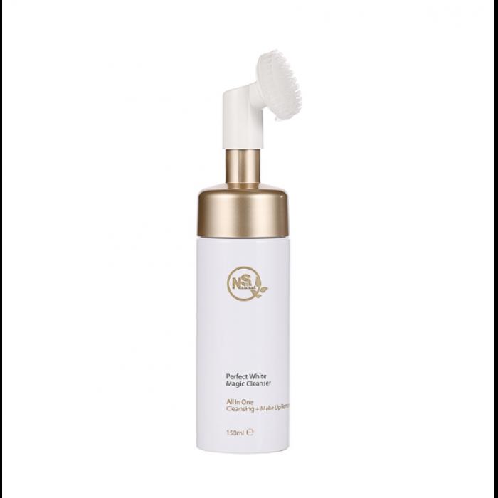 Skin Nutrient 魔法泡泡刷洗面奶 张韶涵同款洗脸刷 150ml