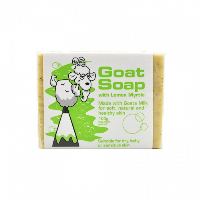 Goat Soap 羊奶皂柠檬味 100g