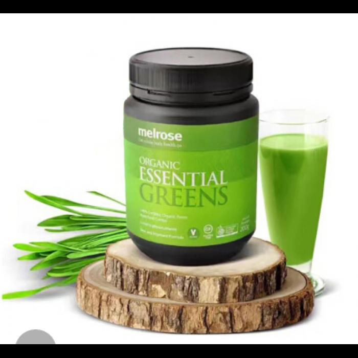 melrose绿瘦子有机小麦草绿植精粹减肥茶瘦身 膳食纤维粉200g 综合绿瘦子