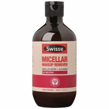Swisse 温泉水小黄瓜卸妆水 300ml