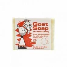 Goat Soap 羊奶皂麦卢卡蜂蜜味 100g