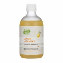 Bio-E 纯天然有机柠檬酵素 水果益生菌酵素饮料 500ml