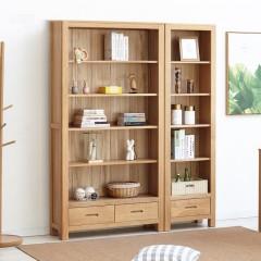 澳洲代购 实木书架
