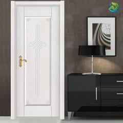 烤漆木门 室内门 卧室门套装门 房门 房间木门 白色 现代简约Painted wooden door Interior door Bedroom door set door Room door Room wooden door White