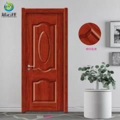 全实木门卧室门套装门室内门房间门生态烤漆木门实木复合门现代简All solid wood composite door set door interior door room door ecological paint wooden doo